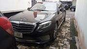 Mercedes-Benz S Class 2015 Black | Cars for sale in Lagos State, Ajah