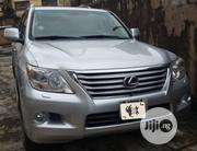 Lexus LX 2011 570 Silver | Cars for sale in Lagos State, Yaba