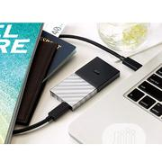 1TB My Passport SSD Portable Storage - USB 3.1 - Black-gray | Computer Hardware for sale in Lagos State, Ikeja