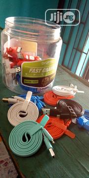 Oraimo Candy Fast Charging Cable (M22) | Accessories for Mobile Phones & Tablets for sale in Oyo State, Egbeda