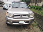 Toyota Sequoia 2005 Silver | Cars for sale in Lagos State, Ikeja