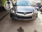 Acura RDX 2009 Automatic Tech Package Gray | Cars for sale in Lagos State, Ikeja