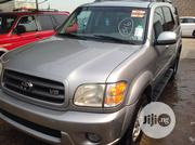 Toyota Sequoia 2004 Silver | Cars for sale in Lagos State, Ajah
