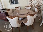 Quality Round Marble Dinning | Furniture for sale in Lagos State, Lekki Phase 2