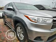 Toyota Highlander 2014 Gray | Cars for sale in Lagos State, Lekki Phase 2