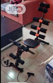 Multi Functional Six Pack Wonder Core With Resistance Band   Sports Equipment for sale in Lagos State, Surulere