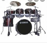 Seven Piece Yamaha Drum Set | Musical Instruments & Gear for sale in Lagos State, Ojo
