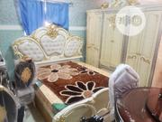 Royal Bed And Dressing Mirror | Furniture for sale in Lagos State, Amuwo-Odofin