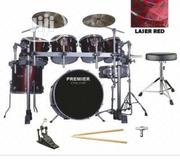 Seven Piece Premier Drumset | Musical Instruments & Gear for sale in Lagos State, Ojo