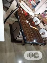 Quality Marble With 6 Chairs | Furniture for sale in Lagos State, Lekki Phase 2