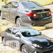 Toyota Corolla 2009 Gray | Cars for sale in Lagos State