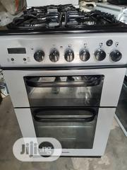 Uk Used Standing Gas Cooker Gray   Kitchen Appliances for sale in Lagos State, Lagos Mainland