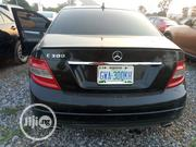 Mercedes-Benz C300 2008 Black | Cars for sale in Abuja (FCT) State, Kubwa