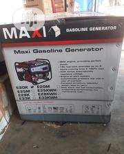 Maxi Gasoline Generator E20K | Electrical Equipments for sale in Lagos State, Ifako-Ijaiye