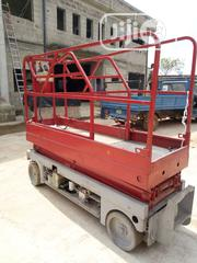 Scissors Lift For Rent | Heavy Equipments for sale in Ogun State, Ado-Odo/Ota