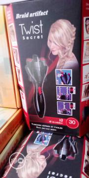 Babyliss Electric Twister Curler Hair Braid Styler Tool Machine | Tools & Accessories for sale in Lagos State, Lagos Mainland