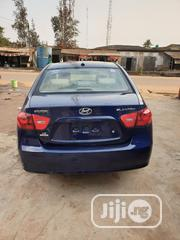 Hyundai Elantra 2007 2.0 Blue | Cars for sale in Lagos State, Agege