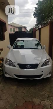 Lexus IS 2010 White   Cars for sale in Lagos State, Ajah