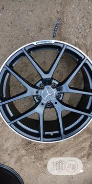 20 Rim For Mercedes Benz 2019 | Vehicle Parts & Accessories for sale in Lagos State, Mushin