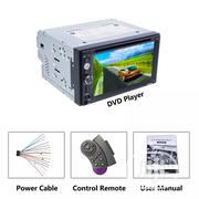 Universal Full HD Car Multimedia CD DVD Player Touch Screen | Vehicle Parts & Accessories for sale in Lagos State, Ikeja