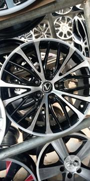 18 Alloy Wheel For Lexus Motors | Vehicle Parts & Accessories for sale in Lagos State, Surulere