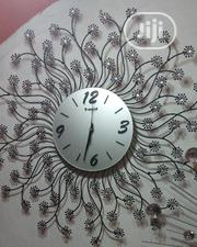 Beautiful Wall Clock | Home Accessories for sale in Lagos State, Lagos Island