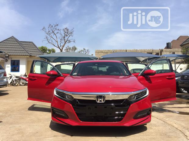 Archive: Honda Accord 2019 Red