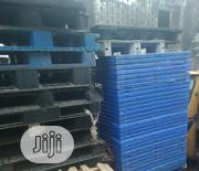 Stackable Clean Plastic Pallets | Building Materials for sale in Lagos State, Agege