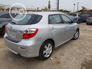 Toyota Matrix 2009 Silver | Cars for sale in Lagos State, Ikeja