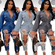 Jeans Jumpsuits | Clothing for sale in Abuja (FCT) State, Central Business District