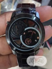 Police Men's Black Wrist Watch | Watches for sale in Lagos State, Surulere