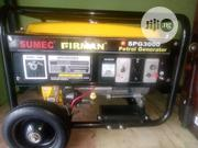 2.5kva 2.8kva Sumec Firman Petrol Generator Automatic | Electrical Equipments for sale in Rivers State, Port-Harcourt