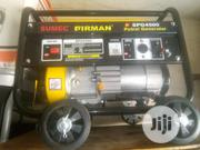 4kva 4.5kva Spg4500 Sumec Firman Generator | Electrical Equipments for sale in Rivers State, Port-Harcourt