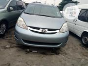 Toyota Sienna XLE 2008 Gray   Cars for sale in Lagos State, Apapa
