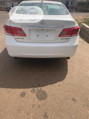 New Lexus ES 2010 350 White   Cars for sale in Lagos State, Mushin
