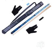 Set of Snooker Stick, Bag and Gloves | Sports Equipment for sale in Lagos State, Surulere