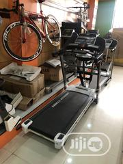 America Fitness 2.5hp Treadmill With Massager | Sports Equipment for sale in Lagos State, Ikoyi