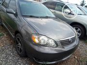 Toyota Corolla S 2006 Gray | Cars for sale in Edo State, Benin City