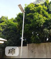 40w All In One Solar Street Light With 6m Local Pole | Solar Energy for sale in Lagos State, Ojo