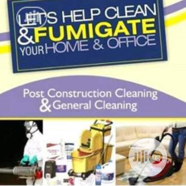 MJ Fumigation And Cleaning Services