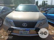 Lexus RX 2010 350 Gold | Cars for sale in Abuja (FCT) State, Jabi