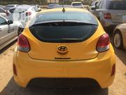 Hyundai Veloster 2013 Yellow | Cars for sale in Abuja (FCT) State, Jahi