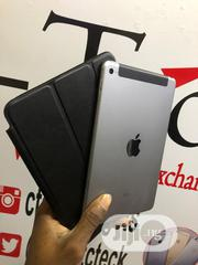 Apple iPad mini 4 128 GB Gray | Tablets for sale in Lagos State, Ikeja
