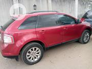 Ford Edge 2007 Red | Cars for sale in Lagos State, Isolo