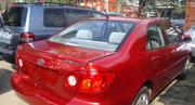 Toyota Corolla 2007 Red | Cars for sale in Lagos State, Isolo