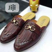 Gucci Half Shoe Available in Brown Color Order Yours Now | Shoes for sale in Lagos State, Lagos Island