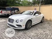 New Bentley Continental 2018 White | Cars for sale in Lagos State, Lekki Phase 1
