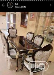 Quality Dining Table by Six Seater | Furniture for sale in Lagos State, Ojodu