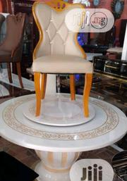 Round Marble Dining Table | Furniture for sale in Lagos State, Ibeju