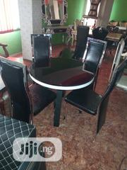 Imported Quality Round Dining With Chairs | Furniture for sale in Lagos State, Ajah